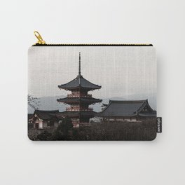 Kiyomizudera Kyoto Carry-All Pouch