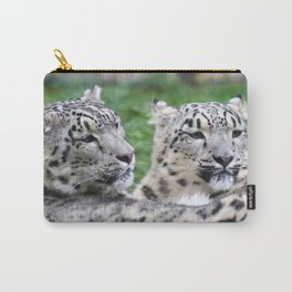 Aqua_Leopard_20180106_by_JAMColorsSpecial Carry-All Pouch