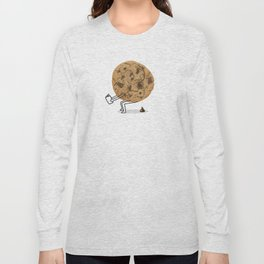 The Making of Chocolate Chips Long Sleeve T-shirt