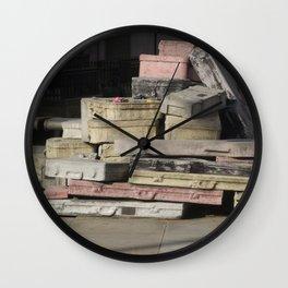 I'll Be Coming Home Soon Wall Clock