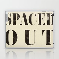 Spaced Out Laptop & iPad Skin