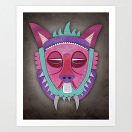 Kuzamucha Art Print