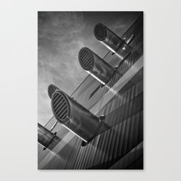 Fort Point Post Office, Boston Canvas Print