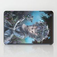 marie antoinette iPad Cases featuring Marie Antoinette by Christina Hess