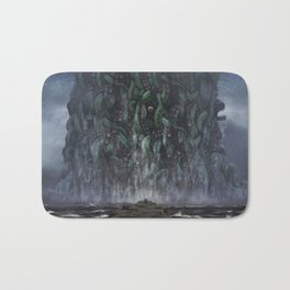 When the Stars are Right Bath Mat