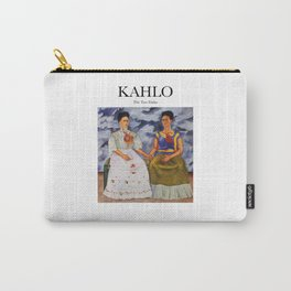 Kahlo - The Two Fridas Carry-All Pouch