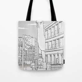 Llamondon Tote Bag