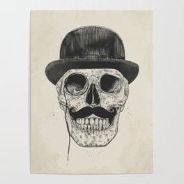 Gentlemen never die Poster