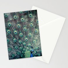 His Feathered Majesty Stationery Cards
