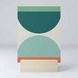 Abstract Geometric 20 Mini Art Print