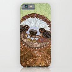 Smiling Sloth iPhone 6s Slim Case