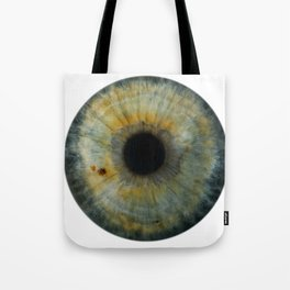 EYE Love to See You, Green Tote Bag