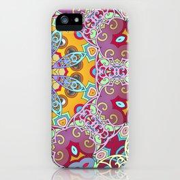 Mix&Match Indian Summer 03 iPhone Case