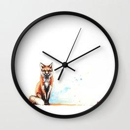 """Patience"" Wall Clock"