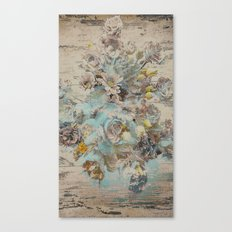 Moonflowers Canvas Print