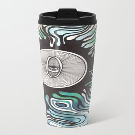 I'm Not A Freemason But I Have Friends Who Are (AlhhlA's Eye) Metal Travel Mug