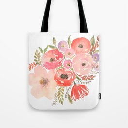 Flower Profusion Tote Bag