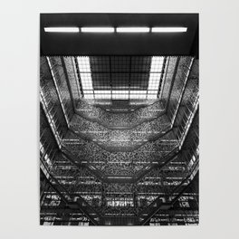 The Elmer Holmes Bobst Library Poster