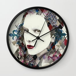 As Heaven is Wide Wall Clock