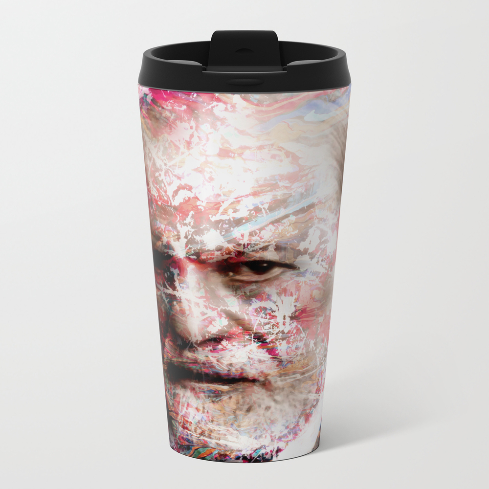 Sigmund Freud Travel Mug TRM8240824