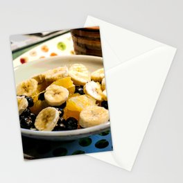 Breakfast 2 Stationery Cards