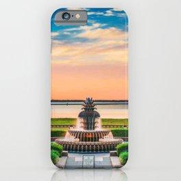 Charleston, USA iPhone Case
