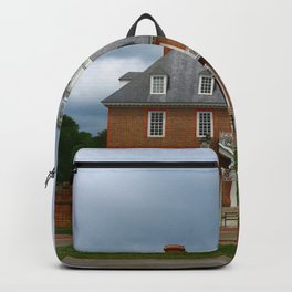 Governers Palace Colonial Williamsburg Backpack