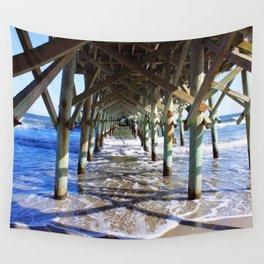 Under the Boardwalk Wall Tapestry