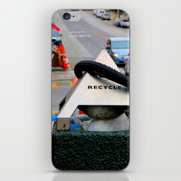Re'cycled iPhone Skin