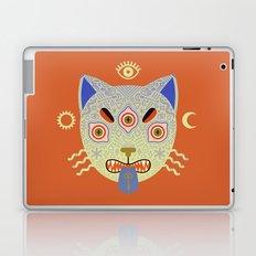 Mystic Cat Laptop & iPad Skin