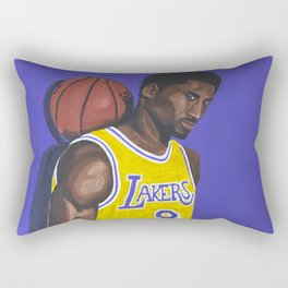 Bryant #8 Rectangular Pillow