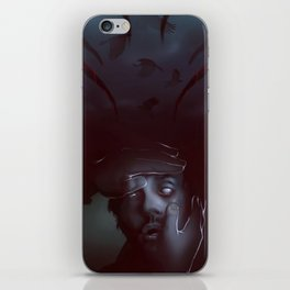 Will Graham from Hannibal iPhone Skin