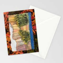 Pacific Crest Trail Postcard Stationery Cards