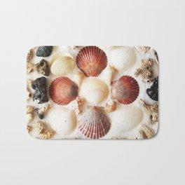 Scallops + Coral x Lucina Bath Mat