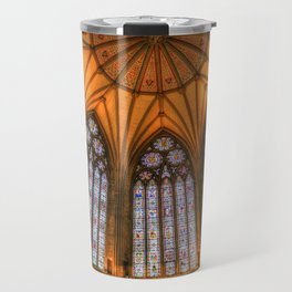 The Chapter House York Minster Travel Mug