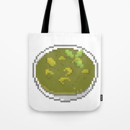 Green Curry Tote Bag