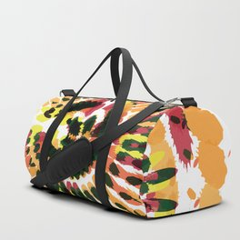 Warm Spiraled Exclusion Duffle Bag