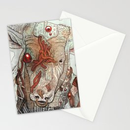 Cyber Rodeo 1 Stationery Cards
