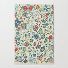 Frutos Canvas Print