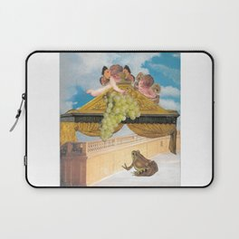 Stop Messing with Me - The Grapes of Wrath Laptop Sleeve