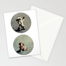 Cats & Dogs Stationery Cards