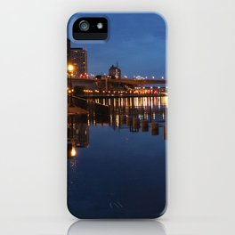 Night CityScape iPhone Case