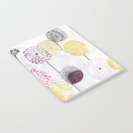Petals and flowers Notebook