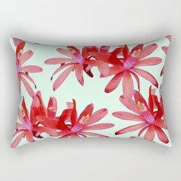 MATUCANA IN AMARANTH Rectangular Pillow
