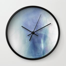 Wave Function Wall Clock