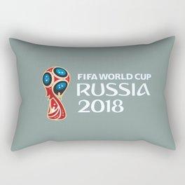 Fifa World Cup Russia 2018 Rectangular Pillow