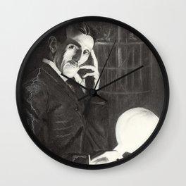 Synapse (Tesla) Wall Clock