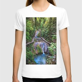 Valley of 33 waterfalls T-shirt