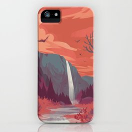 To the Source iPhone Case