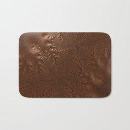 Burnished  Copper Bath Mat